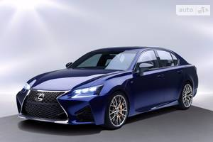 Lexus gs L10 (рестайлинг) Седан
