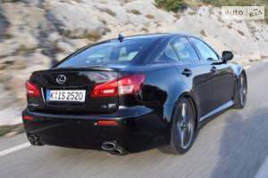 Lexus is XE20 (2 рестайлинг) Седан