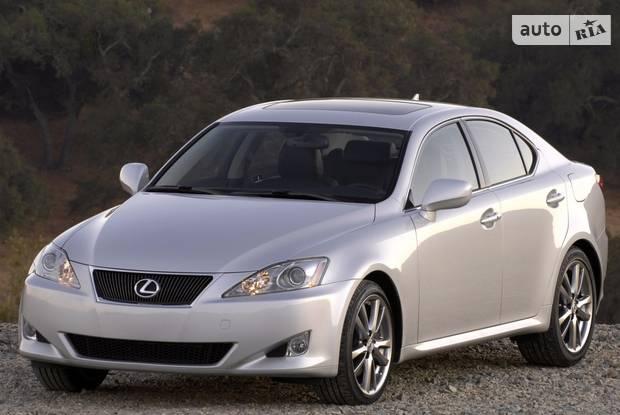 Lexus IS XE20 Седан