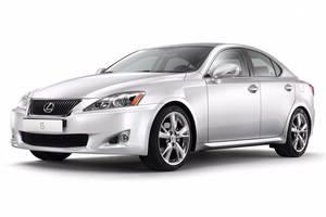 Lexus is XE20 (рестайлинг) Седан