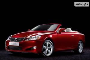 Lexus is XE20 (рестайлинг) Кабриолет
