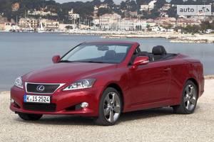 Lexus is XE20 (2 рестайлинг) Кабриолет