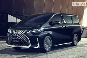 Lexus lm 1-е поколение Мінівен