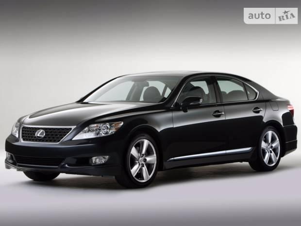 Lexus LS IV покоління (рестайлинг) Седан