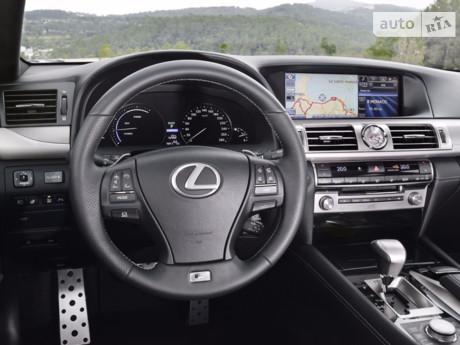 Lexus LS 2007
