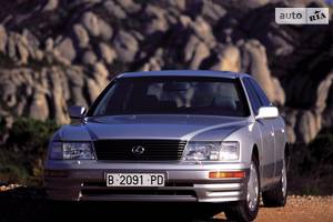 Lexus ls UCF20 Седан