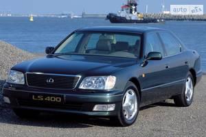 Lexus ls UCF20 (рестайлинг) Седан