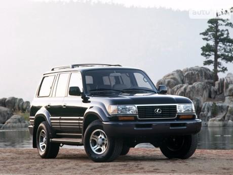 Lexus LX 2007
