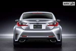 Lexus rc 1 поколение Купе