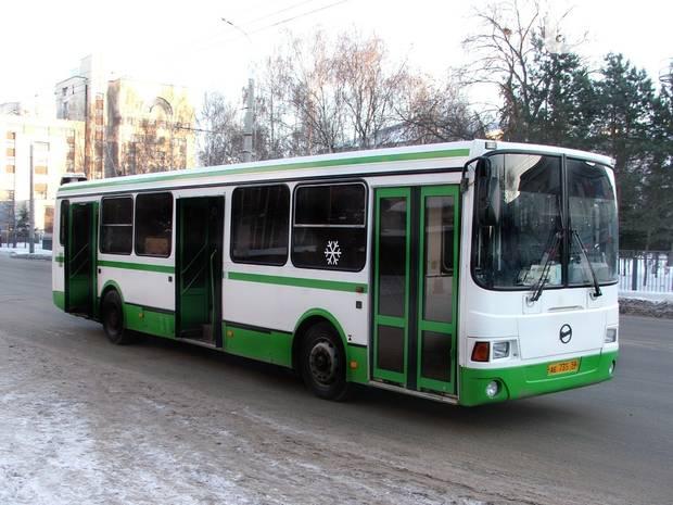 ЛиАЗ 5256 4 поколение Автобус