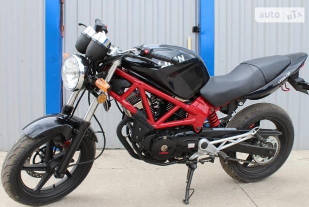 Lifan Dakota 1 покоління Мотоцикл