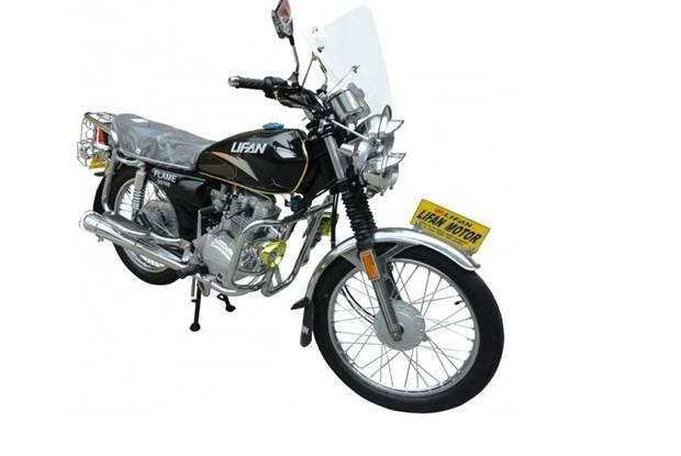 Lifan Flame 1-е поколение Мотоцикл