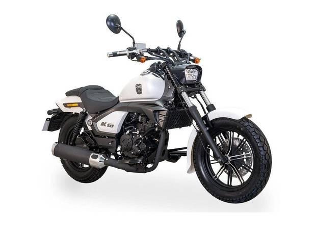 Lifan K19 1-е поколение Мотоцикл