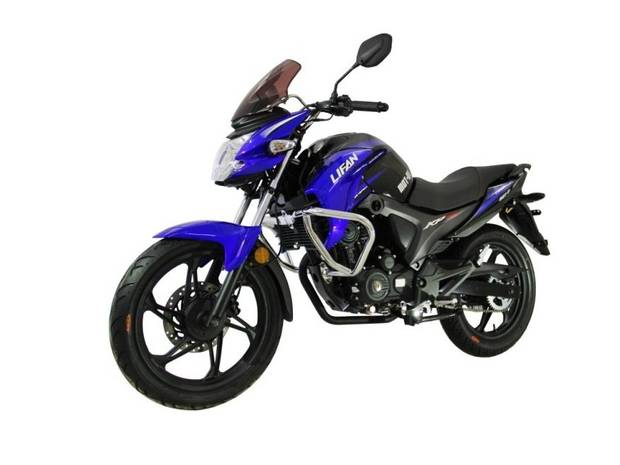 Lifan KP200 (Irokez) 2-е поколение Мотоцикл