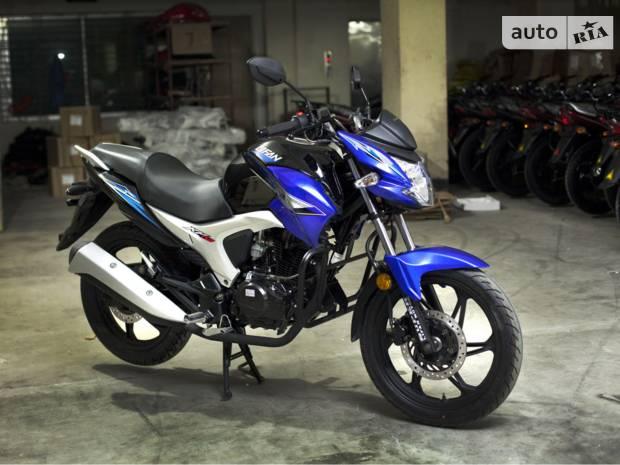 Lifan KP 1 покоління Мотоцикл