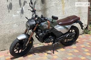 Lifan kpm 1-е поколение Мотоцикл