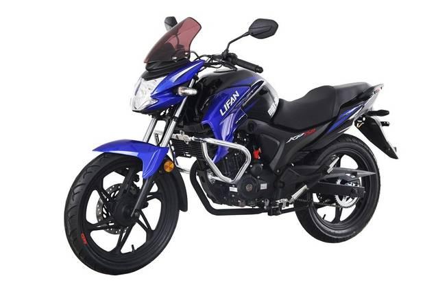 Lifan LF150-2E 1-е поколение Мотоцикл