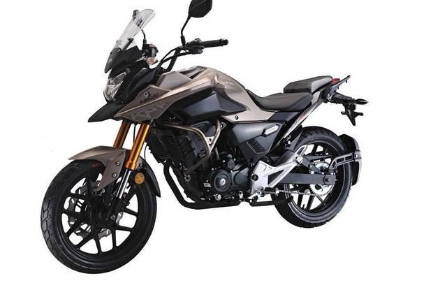 Lifan LF200-10L (KPT) 2-е поколение Мотоцикл