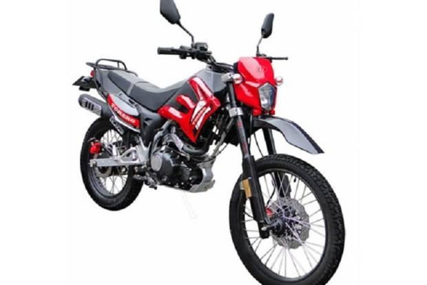 Lifan Torero 2 покоління Мотоцикл
