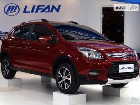 Lifan X50 1.5 CVT 2018