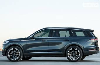 Lincoln Aviator 3.0 EcoBoost AT (406 л.с.) AWD 2021