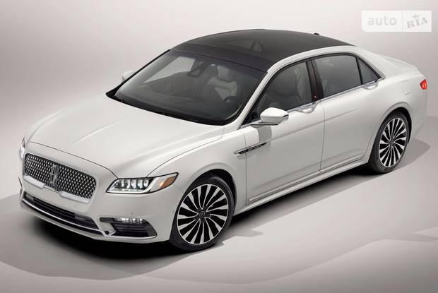 Lincoln Continental 10 поколение Седан