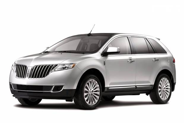 Lincoln MKX 2 поколение Кросовер