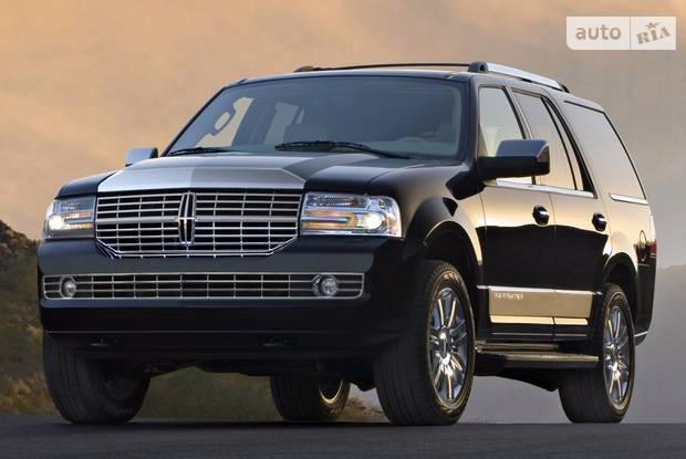Lincoln Navigator 3 поколение Позашляховик