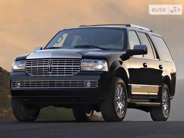 Lincoln Navigator 3 поколение Внедорожник