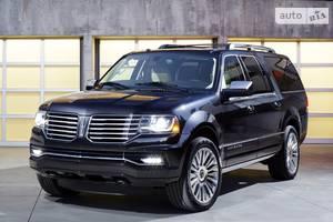 Lincoln navigator 4 поколение Внедорожник