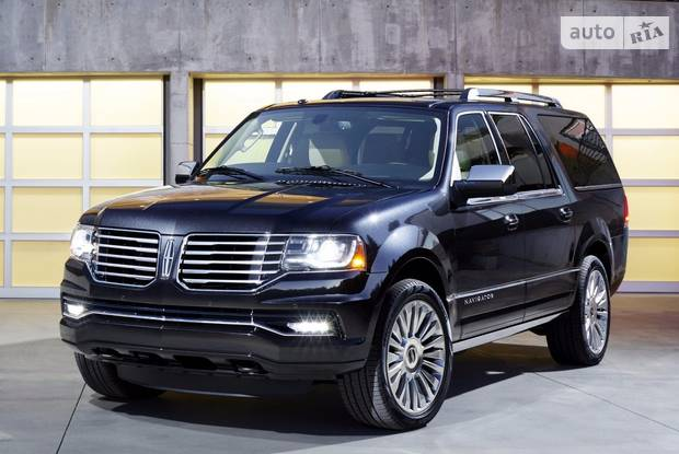 Lincoln Navigator 4 поколение Позашляховик