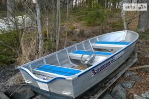 Linder 400-sportsman 1-е поколение Лодка