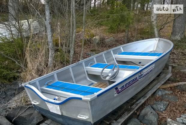 Linder 400 Sportsman 1-е поколение Лодка