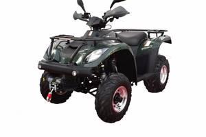 Linhai 250 1 покоління Квадроцикл