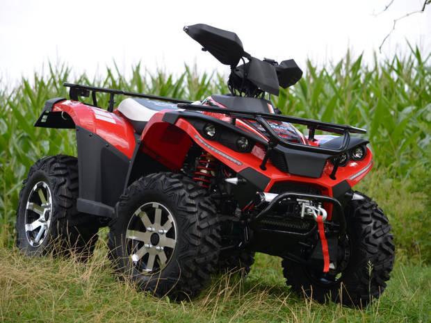 Linhai 400 1 поколение Квадроцикл
