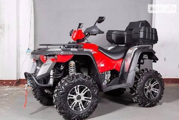 Linhai 550 2 покоління Квадроцикл