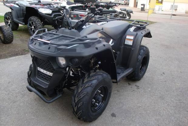 Linhai M 1-е поколение Квадроцикл