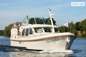 Linssen grand-sturdy-35-0 1-е поколение Яхта