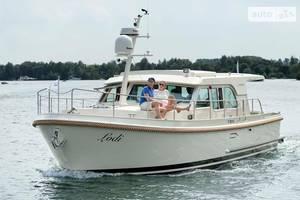 Linssen grand-sturdy-40-0 1-е поколение Яхта
