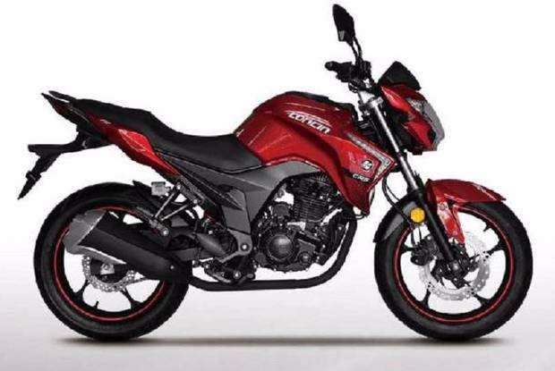 Loncin CR 2 покоління Мотоцикл