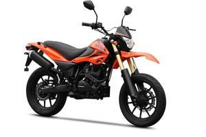 Loncin jl 2-е поколение Мотоцикл