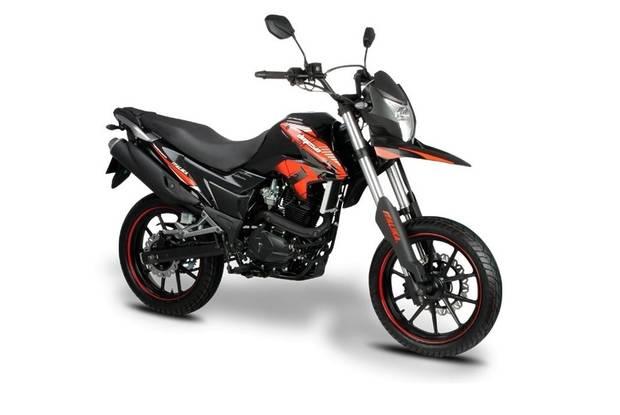 Loncin SM1 1-е поколение Мотоцикл