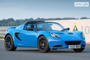 Lotus elise 3 поколение Родстер