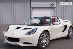Lotus elise 3 поколение (рестайлинг) Родстер