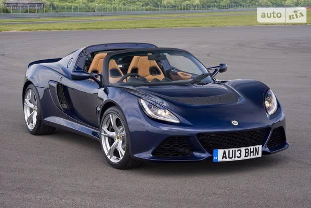 Lotus Exige 3 поколение Родстер