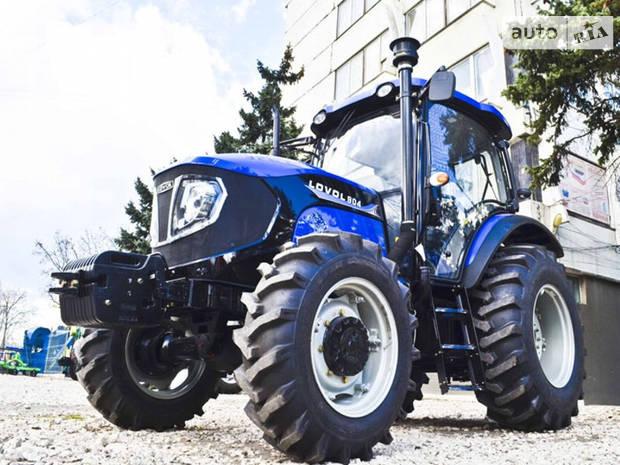 Lovol TD 1 поколение Трактор