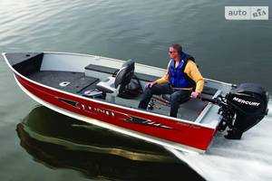 Lund 1600-fury-ss 1-е поколение Лодка