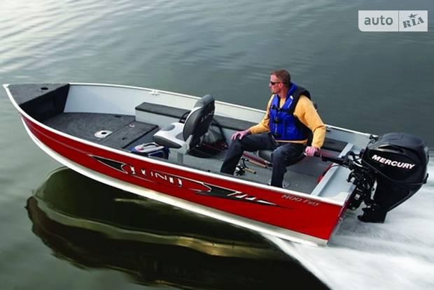 Lund 1600 Fury SS 1-е поколение Човен