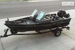 Lund 1625-fury-xl-sport 1-е поколение Лодка