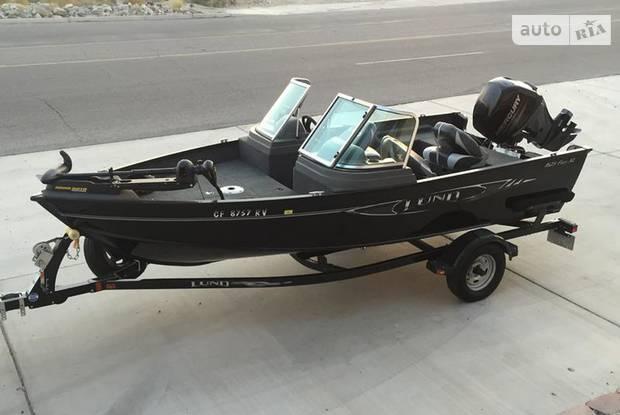 Lund 1625 Fury XL Sport 1-е поколение Човен